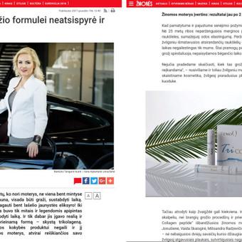 Komunikacijos specialistė. www.gizaite.lt / Jurgita Gižaitė / Darbų pavyzdys ID 382655