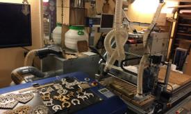 2D/3D frezavimas, graviravimas, pjovimas lazeriu