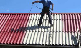 Stogų,trinkelių,fasadų plovimas aukštu spaudimu