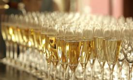 Šampaninis staliukas