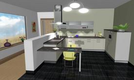 Korpusinių baldų gamyba, montavimas ir projektavimas