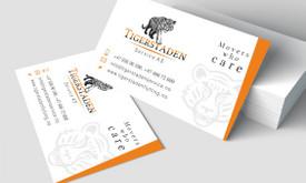 Grafikos dizainerė - logotipų kūrimas, skrajutės, vizitinės