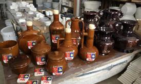 Keramikas Vismantas Anglickas