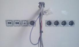 Alytus.Elektros instaliacijos darbai.