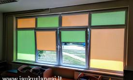 Roletai, žaliuzės,markizės,langai