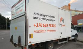 GreyPack - transporto įmonė