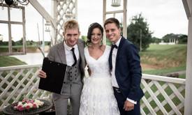 Vestuvių ir renginių vedėjas Donatas Šimkus