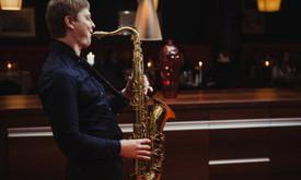 Saksofonistas Klaipėda, Kaunas, Vilnius - Saksofono muzika