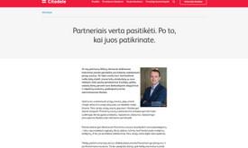 Turinio projektai verslui
