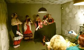 Fiesta Flamenca, gitaros ir šokio duetas