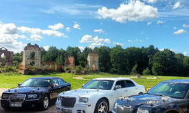 Chrysler 300c nuoma