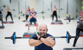 Asmeninis sporto treneris
