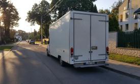 Kokybiškas baldų pervežimas Vilniuje