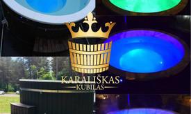 Karališko kubilo nuoma Vilniuje