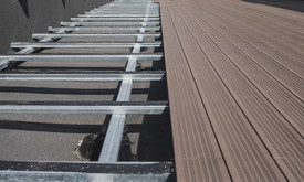Šiuolaikiški sprendimai terasoms