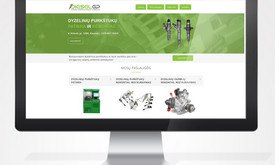 Interneto svetainių kūrimas - Webmode