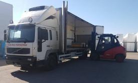 Kroviniu pervezimas /gabenimas Panevezys