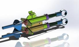 Objektų 3D modeliavimas, prototipų kūrimas