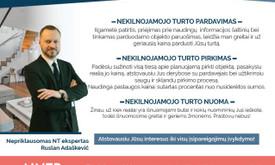 Nekilnojamo turto agentas Vilniuje