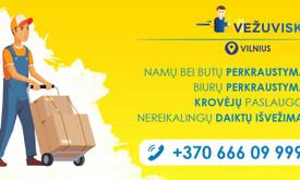 Kroviniu pervežimo,perkraustymo paslaugos