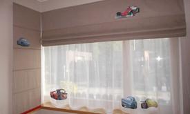 Namų tėkstilės dėkoravimas ir siuvimas