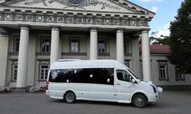 Mikroautobusų nuoma įvairioms progoms