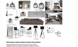 Casa-nova interjero dizaino studija