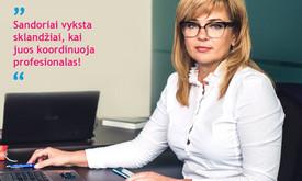 Nekilnojamojo turto brokerė Skaistė Jatautienė