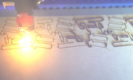 Pjaustymas lazeriu, CNC frezavimas, preciziška 3D spauda