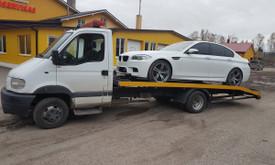 techninė pagalba kelyje Panevėžyje ir po Lietuvą