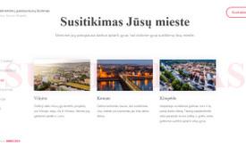 Internetinių svetainių | El-parduotuvių kūrimas Jūsų mieste