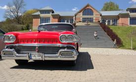 Amerikietiškas 1958-ųjų Oldsmobile Super88