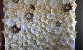 Gėlių sienelės nuoma