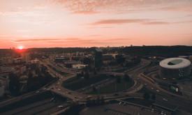 Filmavimas,fotografavimas iš oro/žemės