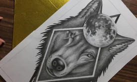PS drawings (piešiniai)