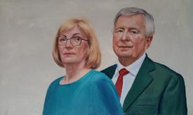 Profesionali portretų tapyba