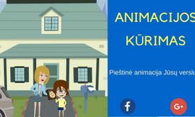 2D animacja, 2D animacijos kurimas, 2D animacijos gamyba