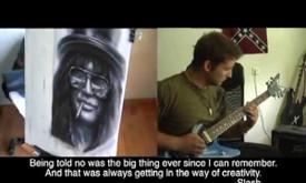Portretai Paveikslai Šaržai Tatuiruotės