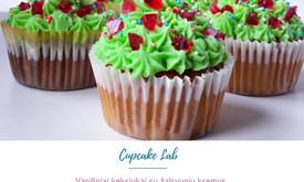Cupcake Lab - laimės keksiukai