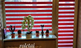 Roletai, žaliuzės dar mažesne kaina