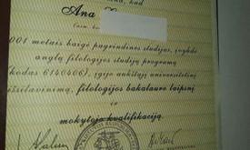 Anglų filologijos magistrė-aukštos kokybės pamokos