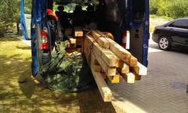 Perkraustymo paslaugos,krovinių pervežimas iki 2t