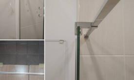 Individualių dušo kabinų gamyba