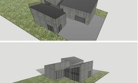Architektūra, interjero dizainas
