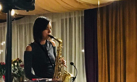 Saksofonistė - Alina SAXO