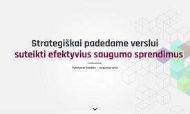 Web programavimas, dizainas bei BDAR atiktis