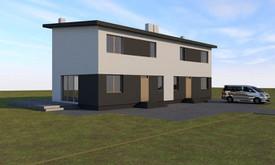 Invidividualių gyvenamųjų namų projektavimas