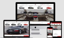Internetinių svetainių, el. parduotuvių kūrimas, SEO