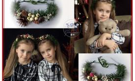 Gėlių lankeliai šventėms Jums ir vaikams