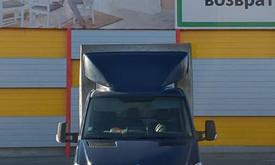 Perkraustymas, baldų pervežimas mikroautobusu